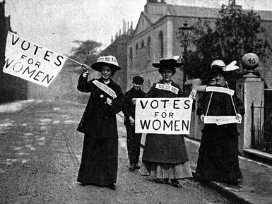 Herstory: Who Were the Suffragettes?