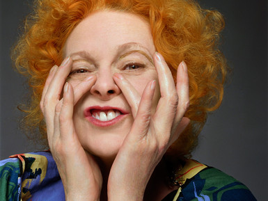 #WCE: Woman Crush Everyday - Vivienne Westwood