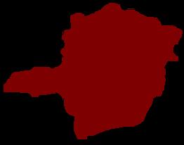 Mapa Minas Gerais
