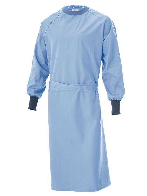 Bata quirúrgica reutilizable - EPI AZUL