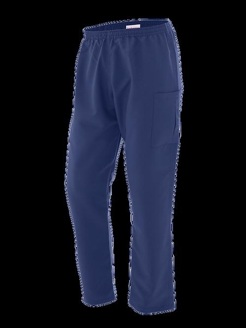 Pantalón pijama aire limpio microfibra para quirófano