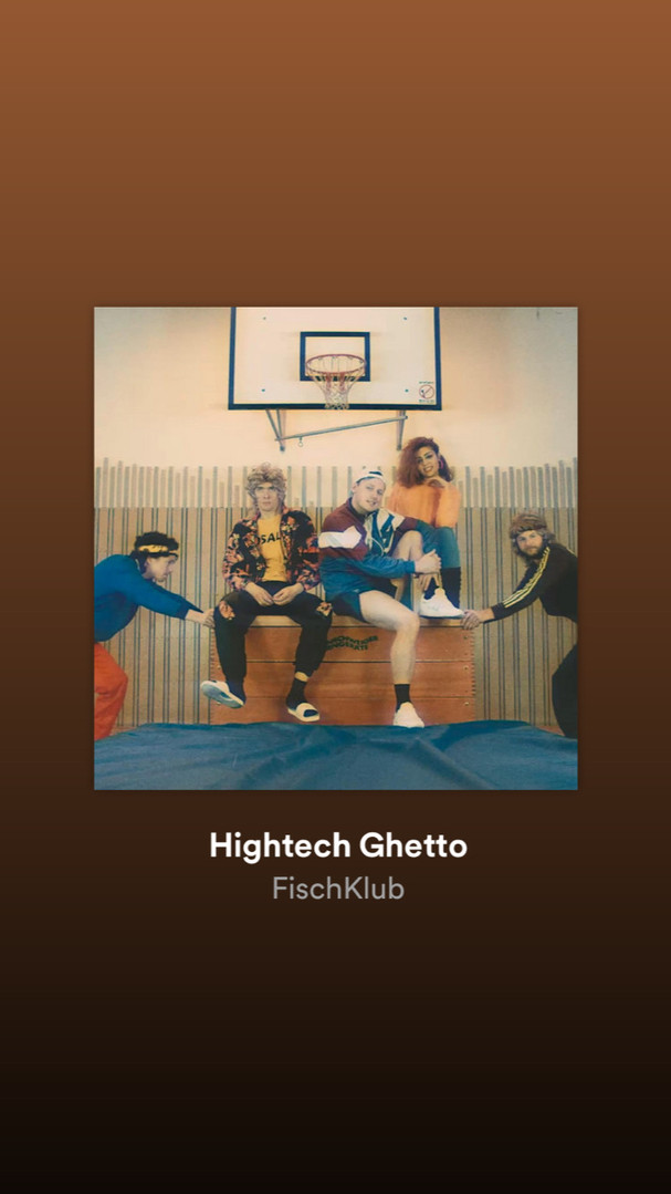 Hightech Ghetto OUT NOW