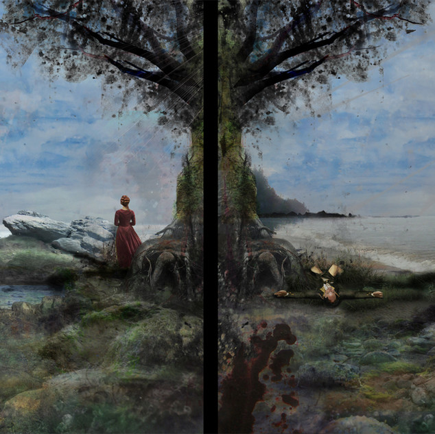 Alleopathy_Diptych
