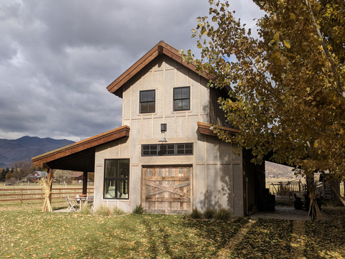 Midway Utah Barn