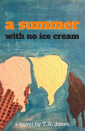 """""""A Summer With No Ice Cream"""""""