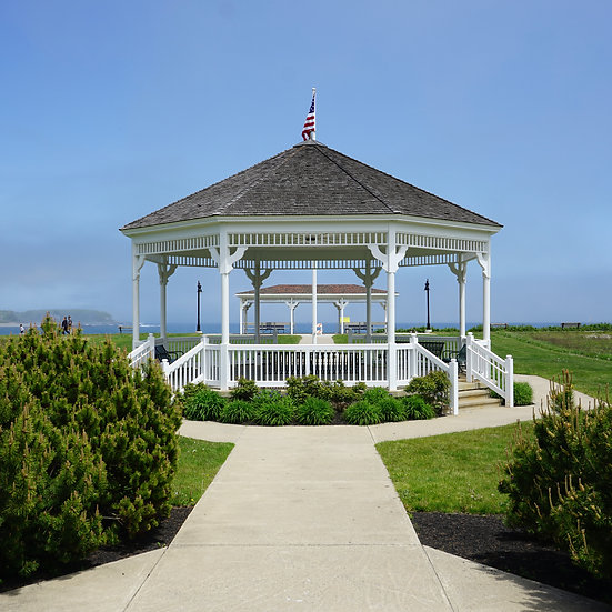 York Beach Gazebo(made to order)
