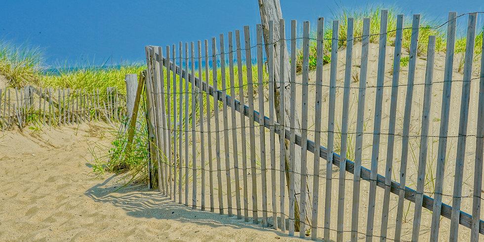 Beach Fence double