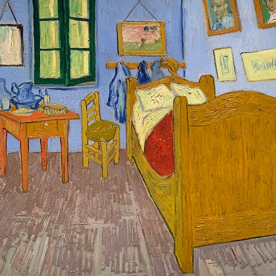 Van Gogh bed