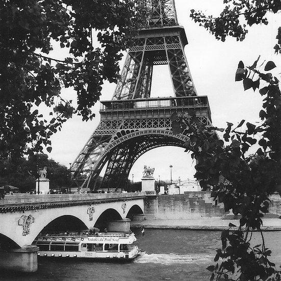 Eiffel and Bridge