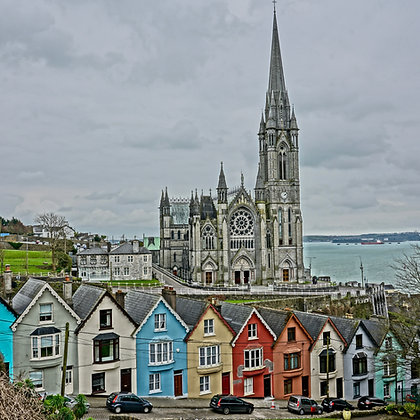 Deck of Cards in Cobh