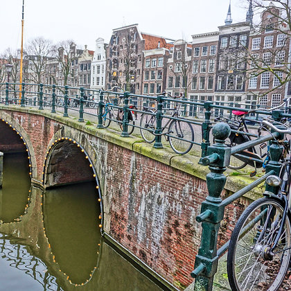 Amsterdam Canal (made to order)