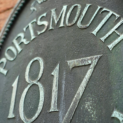 Portsmouth Sign (made to order)