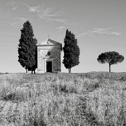 Tuscany B/W