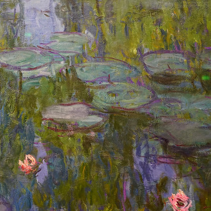 Monet's Lillypads