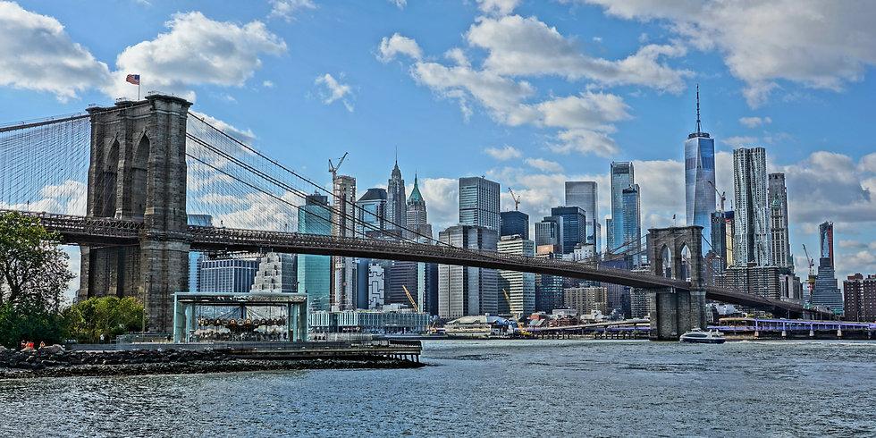 NY Sky from Dumbo