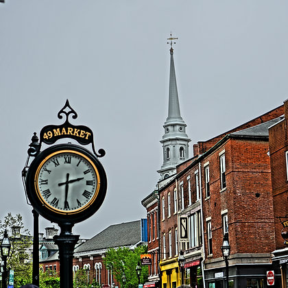 Portsmouth Center (made to order)