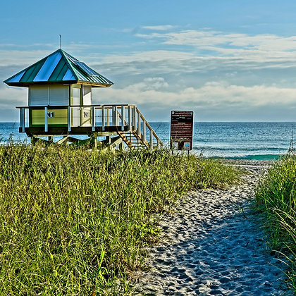Delray Beach (made to order)