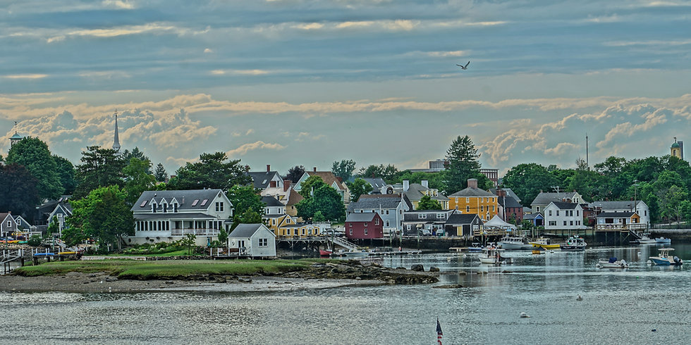 Portsmouth Harbor Double