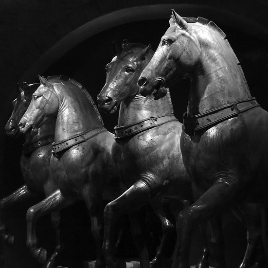 Horses of St. Marc's (made to order)