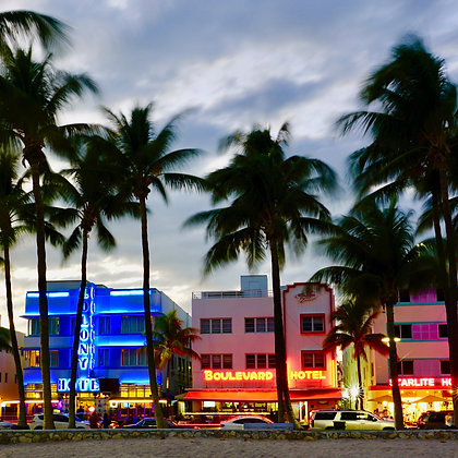 South Beach at Nite