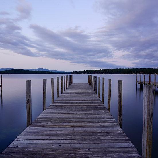 Lake deck 2