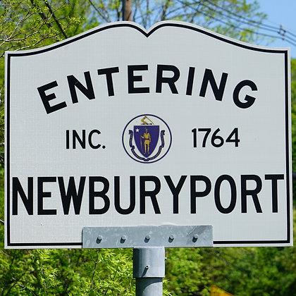 Entering Newburyport (made to order)