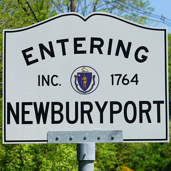 Entering Newburyport (made to order)