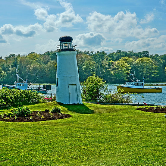 Kennebunk Lighthouse (made to order)
