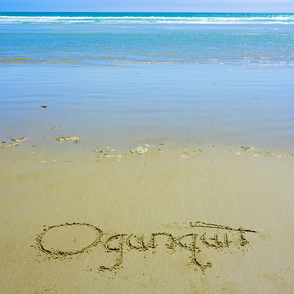 Ogunquit in Sand (made to order)