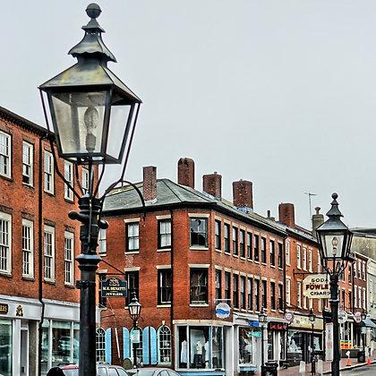 Newburyport Street (made to order)