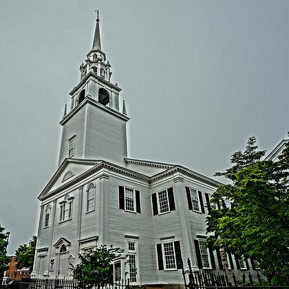 Newburyport Church (made to order)