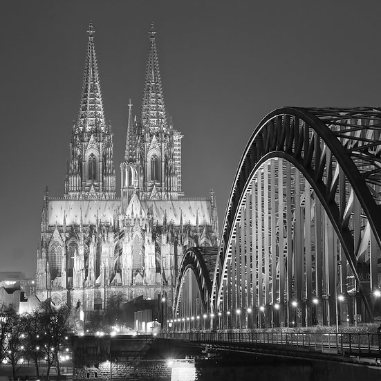 Cologne Cathedral (made to order)