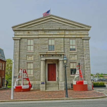 Newburyport Museum (made to order)