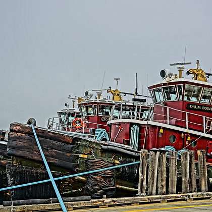 Portsmouth Boats (made to order)