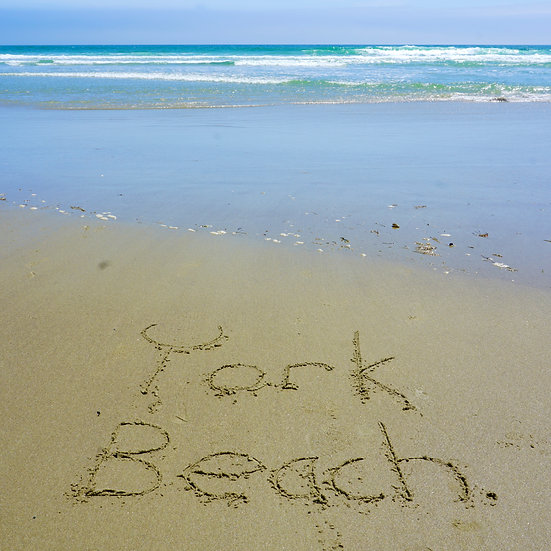 York Beach in Sand (made to order)