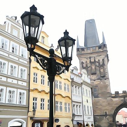 Prague Street (made to order)