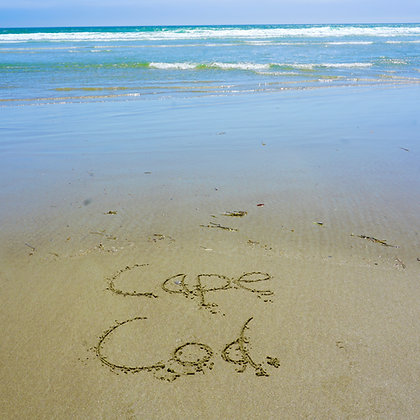 Cape Cod in Sand (made to order)