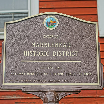Historic Marblehead (made to order)