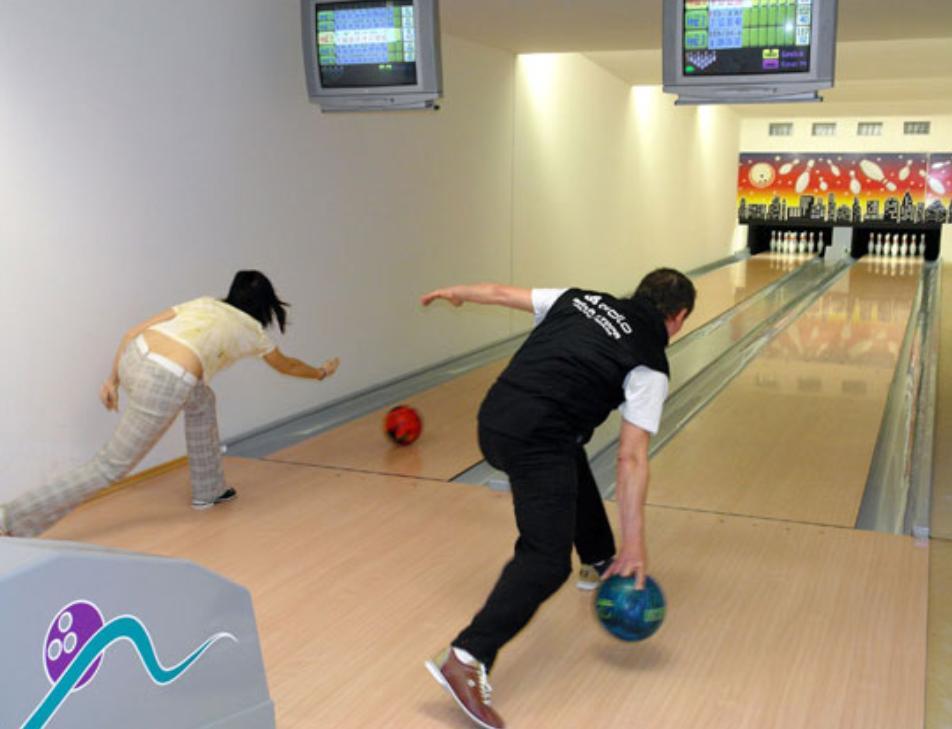 Skalka Relaxcentrum bowling