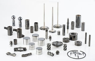 Overview of parts processed at TS Thailand