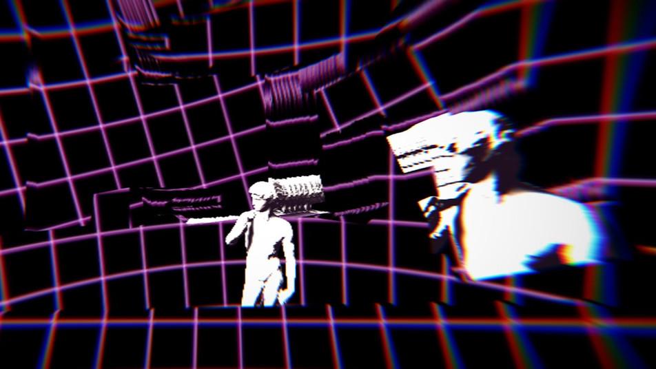 Lost in Cyberspace /// 迷失赛博空间