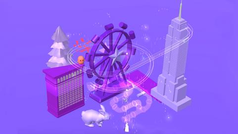 City of Purple /// 紫城