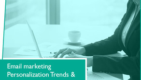 Email marketing Personalization Trends & Statistics