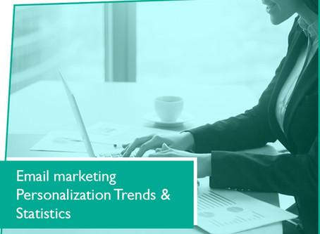 Email marketing Personalization Trends & Statistics