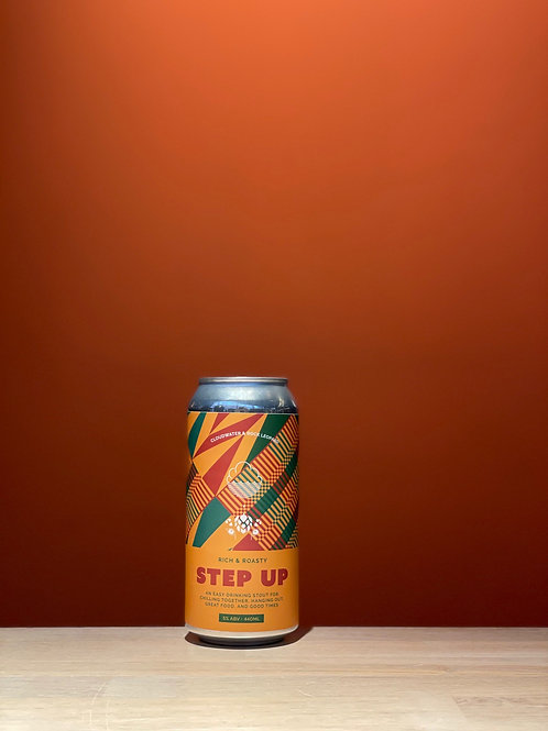 Step Up Stout 5%