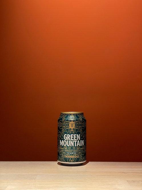 Green Mountain Vermont style IPA 4.3%