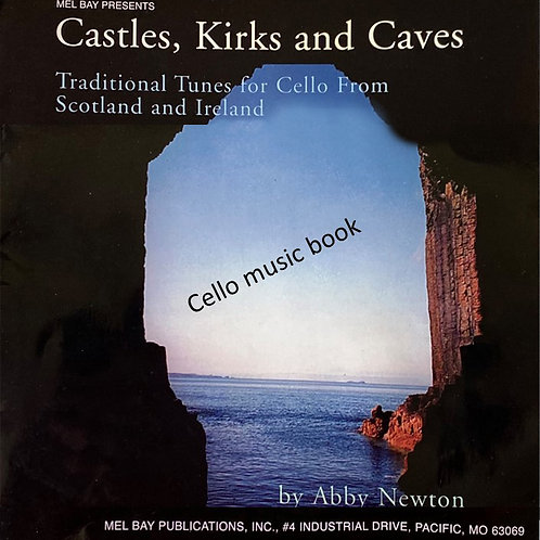 Castles, Kirks, and Caves - Music Book
