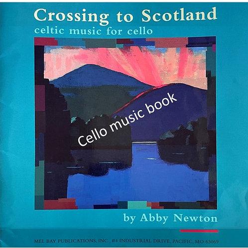 Crossing to Scotland, Book