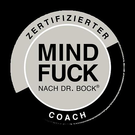 Siegel zert. MF-Coach nach Dr. Bock (CH)