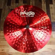 PAISTE-22-900-RED-COLOUR-SOUND-HEAVY-RID